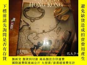 二手書博民逛書店MAPPING罕見HONG KONG A Historical