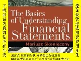 二手書博民逛書店The罕見Basics Of Understanding Financial Statements: Learn