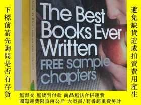 二手書博民逛書店The罕見Best Books Ever Written(Free Sample Chapters)Y8571
