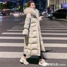 羽絨棉衣新款棉服女冬季韓版寬鬆中長款過膝外套oversize女潮 檸檬衣捨