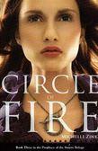 (二手書)Prophecy of the Sisters Trilogy, Book 3: Circle of Fire (Interna..