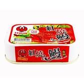 紅鷹牌香辣紅燒鰻100g x3【愛買】