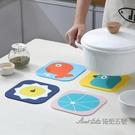 卡通隔熱墊餐桌墊防燙鍋墊創意家用可愛碗墊...