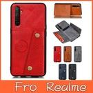 Realme X50 Pro realme X50 Realme 6 雙向開插卡殼 手機殼 全包邊 插卡 磁吸 支架 防摔 保護殼