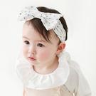 髮帶 Happy Prince 小櫻桃印花大蝴蝶結髮帶 Lua Hairband - 白 White