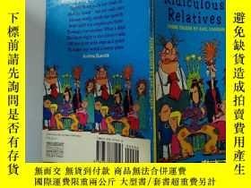 二手書博民逛書店Ridiculous罕見Relatives:可笑的親戚Y200392