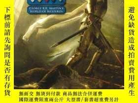二手書博民逛書店A罕見Song Of Ice And Fire Campaign GuideY364682 David Cha