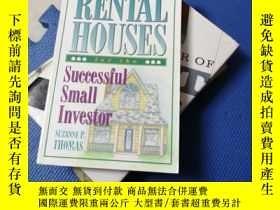 二手書博民逛書店Rental罕見Houses for the Successfu