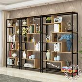 屏風櫃隔斷玄關多寶閣古董架書架置物架茶葉展示架奇石架酒櫃XW