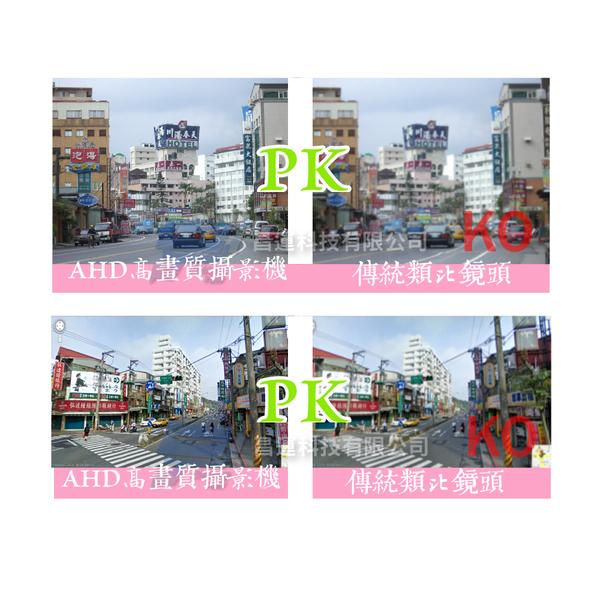 高雄監視器 百萬畫素720P AHD套裝DIY8路監視器 AHD8路主機 500G硬碟 SONY130萬中型攝影機*6/TVI