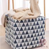 棉被收納袋衣物整理袋超大號大容量家用打包袋【櫻田川島】