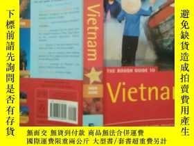 二手書博民逛書店THE罕見ROUGH GUIDE TO VIETNAMY9532