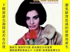 二手書博民逛書店Sophia罕見Loren: The Quintessence