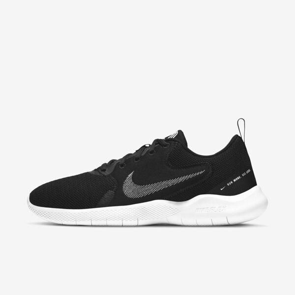 Nike Flex Experience Rn 10 [CI9960-002] 男鞋 慢跑鞋 運動 休閒 輕量 黑 白
