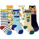 Baby Socks 寶寶襪 【男款9-15cm /3入組】  隨機出貨