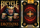 【USPCC 撲克】Bicycle emotions Deck 激情撲克牌