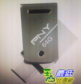 PNY 64GB 雙介面隨身碟 2入 W123766 [COSCO代購]
