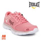 【EVERLAST】女款 休閒運動鞋 -粉(4722255441)【全方位運動戶外館】