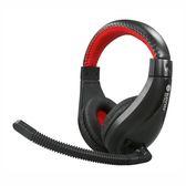 KINYO耐嘉 EM-3631 立體聲耳機麥克風 有線 頭戴式耳機麥克風 耳罩式 MP3 電腦 RC語音【迪特軍】
