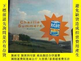 二手書博民逛書店Paul罕見Torday Charlie Summers 德文原版Y11897 出版2010