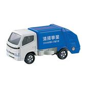 TOMICA NO.45 豐田 清掃垃圾車TM045A 多美小汽車