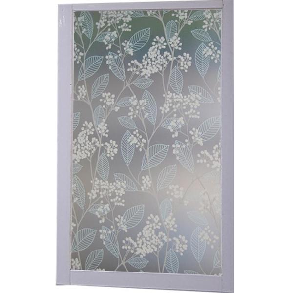 窗貼 窗貼靜電玻璃貼膜磨砂玻璃貼紙移門玻璃紙臥室窗戶窗紙透光不透明 萬寶屋