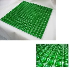 【WELL LANDS 關愛天使 海夫】綠晶矽膠高級坐墊
