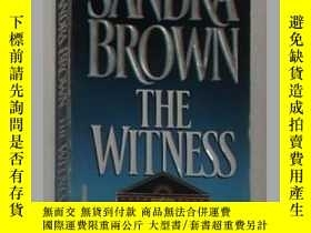二手書博民逛書店《罕見The Witness 》[Paperback] Sand