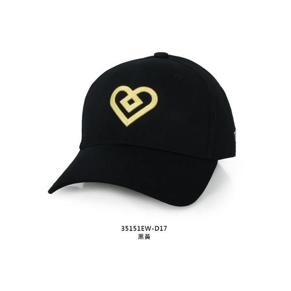 KAPPA DD52聯名球帽(遮陽 防曬 鴨舌帽 帽子 菱格世代 純棉≡體院≡ 35151EW