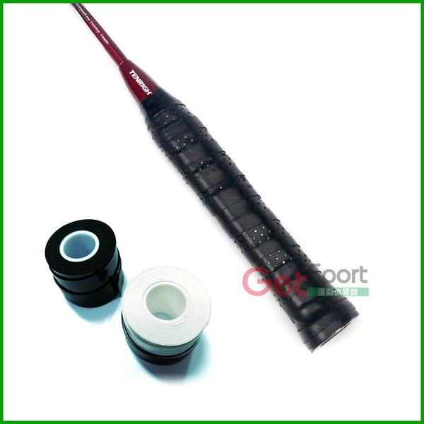 薄型透氣孔握把帶(LEESONG/握把布/握把皮/緩沖膜/止滑/羽球/網球)