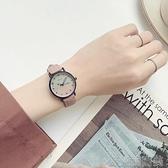 手錶手錶女學生男復古風簡約氣質韓版電子機械兒童小清新學院 快速出貨