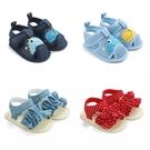 嬰兒鞋 寶寶學步鞋 點點學步鞋 夏季涼鞋 四季室內鞋 男寶寶女寶寶百搭嬰兒鞋 88489