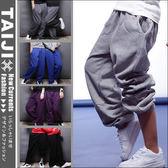 TAIJI【NN1331】街頭風格‧潮流多彩素面口袋棉褲‧11色‧情侶/窄/古著/口袋  S.M號
