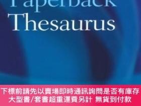 二手書博民逛書店Oxford罕見Paperback ThesaurusY464532 Maurice Waite Oxford