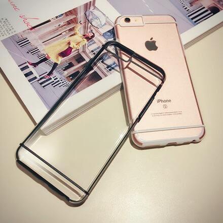 【SZ25】iPhone7/8 plus手機殼 港風簡約線條 iPhone 7/8 iphone 6 plus I5s手機殼