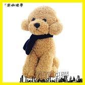泰迪狗毛絨玩具小狗狗仿真公仔抱枕布娃娃玩偶兒童女生日禮物男孩【潮咖地帶】