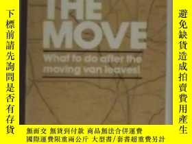 二手書博民逛書店英文原版罕見On the move: What to do af