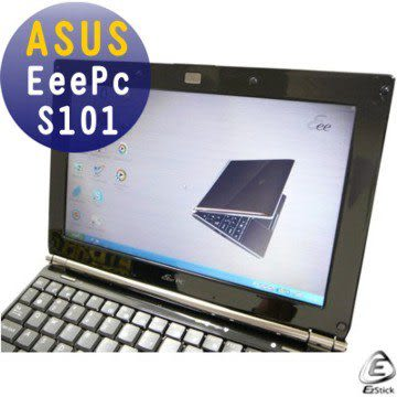 EZstick靜電式筆電LCD液晶螢幕貼-ASUS EeePc S101 10吋系列專用螢幕貼