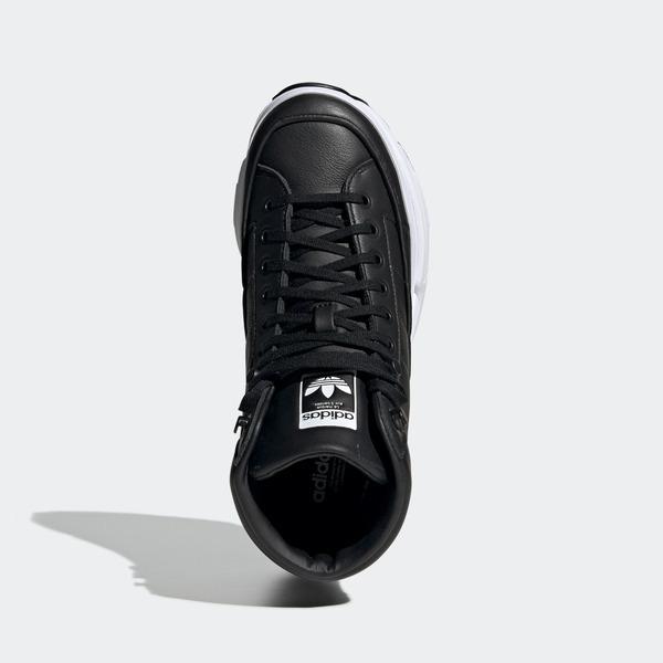 Original Kiellor Xtra W [EF9102] 女鞋 運動 休閒 厚底 增高 緩震 穿搭 愛迪達 黑白