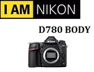 名揚數位 NIKON D780 BODY...
