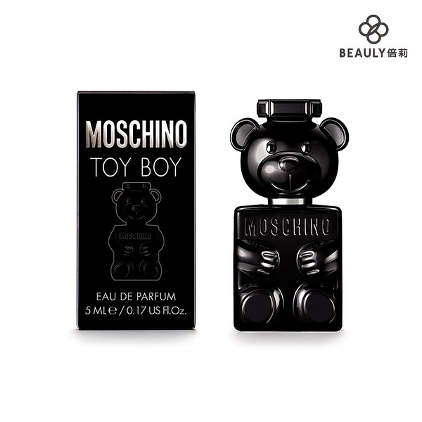 MOSCHINO TOY BOY淡香精 5ml 小香《BEAULY倍莉》