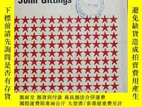 二手書博民逛書店《the罕見role of the chinese army(中