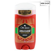 Old Spice 歐仕派 男性體香膏-紅色系列 #大使 Ambassador 85g Old Spice Red Collection Deodorant - WBK SHOP
