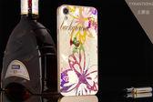 ♥ 俏魔女美人館 ♥【金屬邊框 *花蝴蝶】 HTC Desire 826 手機殼 手機套 保護套