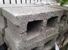 水泥空心磚 //注意!!此商品很重~一次只能一個寄送!!//~洗衣機墊高 防水墊高《八八八e網購