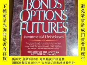二手書博民逛書店Stocks罕見Bonds Options Futures: I