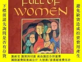 二手書博民逛書店英文原版:A罕見world full of women 第三版Y367822 Martha C. Ward 略