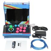 電動搖桿 月光寶盒6S樹莓派5S游戲機家用街機單人迷你街霸便攜格斗機液晶 數碼人生