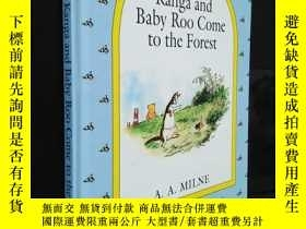 二手書博民逛書店Kanga罕見and Baby Roo Come to the