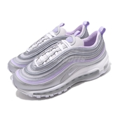Nike 休閒鞋 Wmns Air Max 97 SE 灰 紫 女鞋 運動鞋 【ACS】 CQ4806-015